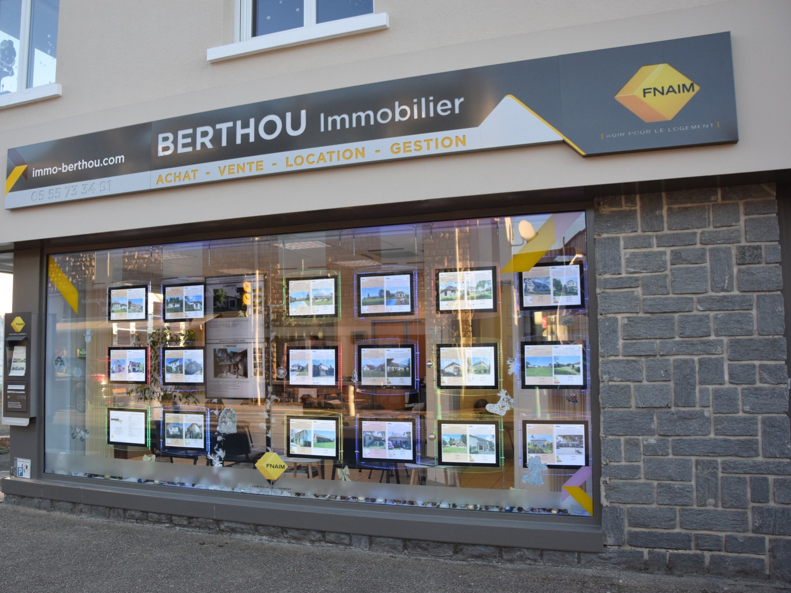 Agence immobili re berthou immobilier arnac pompadour for Argence immobilier